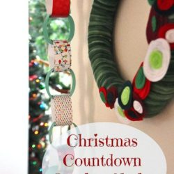 Christmas Countdown Service Chain