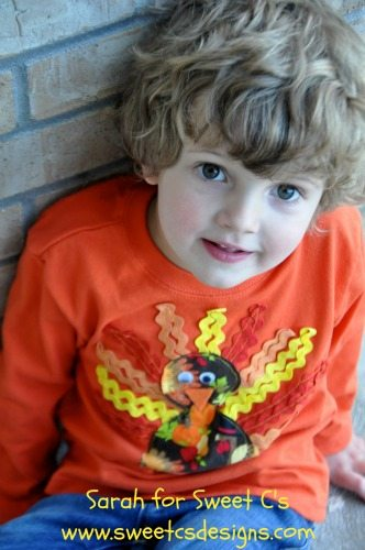 turkey shirt link to sweet cs
