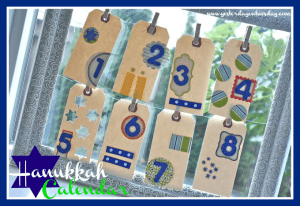 hanukkah mitzvah calendar