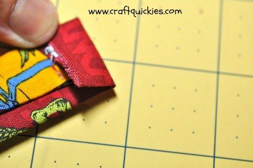 skinny tie ends of neckpiece