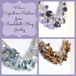 Beat the Winter Blues! Giveaway Series Week 4: A Signature Necklace from Bombshell Bling Jewelry