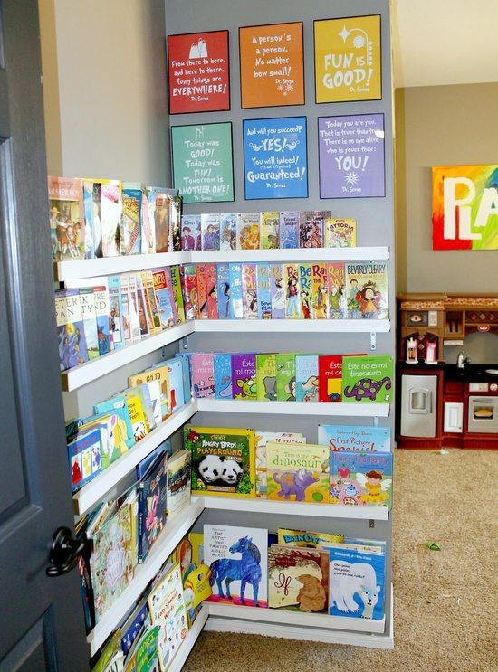 playroom library