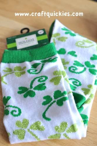 socks for baby leg warmers