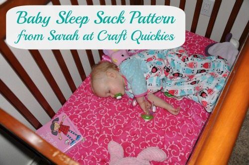 Sleep Sack With Free Pattern And Sewing Tutorial Extraordinary Sleep Sack Pattern