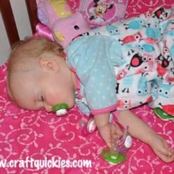 Baby Sleep Sack Pattern