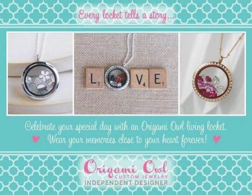 Win an Origami Owl Living Locket on Craft Quickies!
