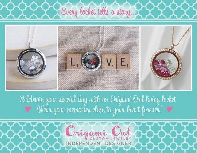 Origami Owl Living Locket | 500x645