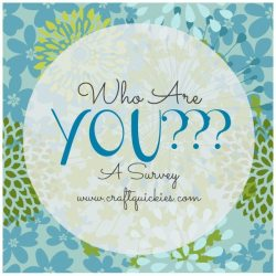 Who are YOU?? A Survey