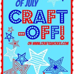 A Fourth of July Craft-Off!