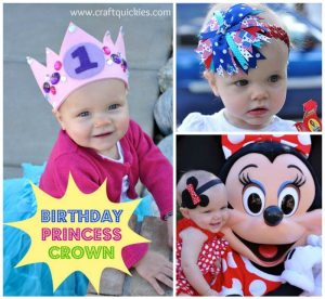 Craft Quickies Baby Headbands