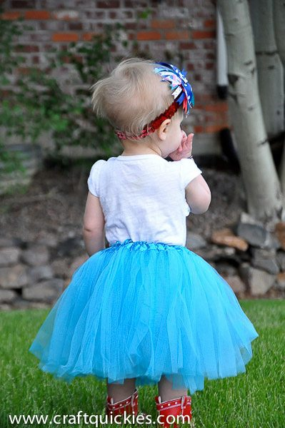 Firecracker Baby Headband from Craft Quickies-8