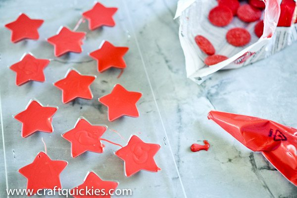 How to make candy stars in minutes!