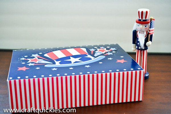 Patriotic Cupcakes-5