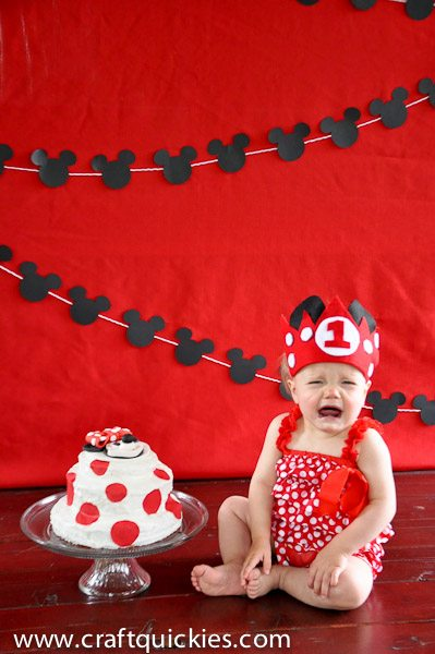 Strange Minnie Mouse Birthday Party Ideas Including Photo Shoot Funny Birthday Cards Online Alyptdamsfinfo