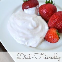 Diet-Friendly Fruit Dip