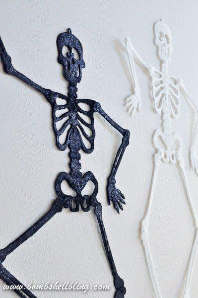 Glitter Skeletons-5