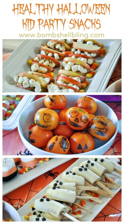 Find sweet treats, easy cocktails, fall menus, and kid-friendly snacks you can feel good about in this fun-filled healthy Halloween No tricks here. These healthy Halloween recipes make it more than possible to have a frightfully-fun night.