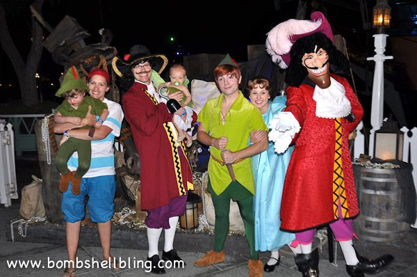 Peter Pan Costumes WM-17