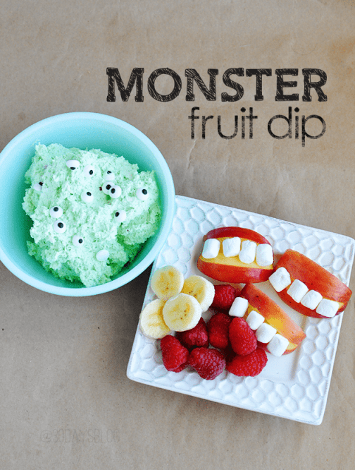 *monsterfruitdip30daysblog