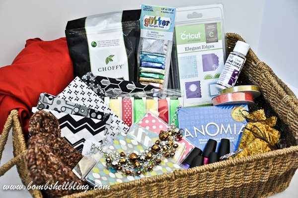 Win a basket of my FAVORITE things that is valued at $245!