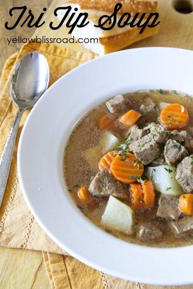 soup tri tip soup title