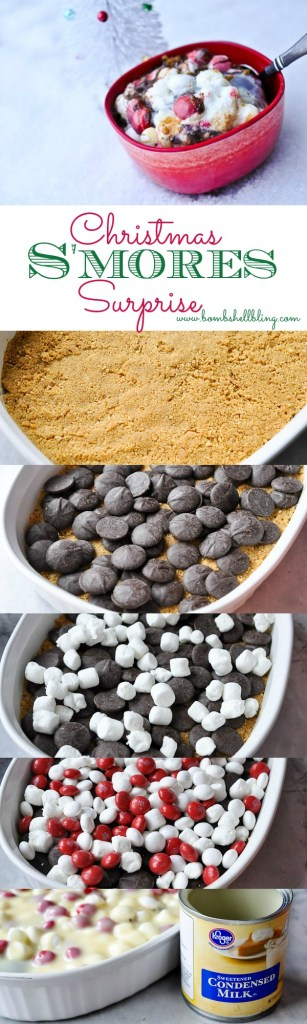 Mmmm----this Christmas recipe looks so simple and YUM!!