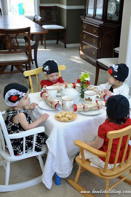Downton Tea Party-22