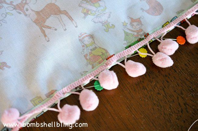 Pom Pom Twirly Skirt-11