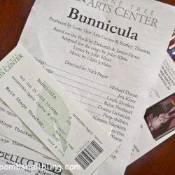 Bunnicula & The Lone Tree Arts Center