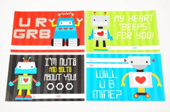 +Robot Valentines
