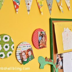 Dr. Seuss Room: 5 Minute Bulletin Boards