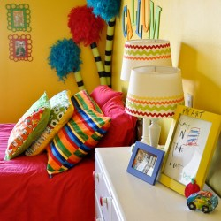 Dr Seuss Bedroom Reveal