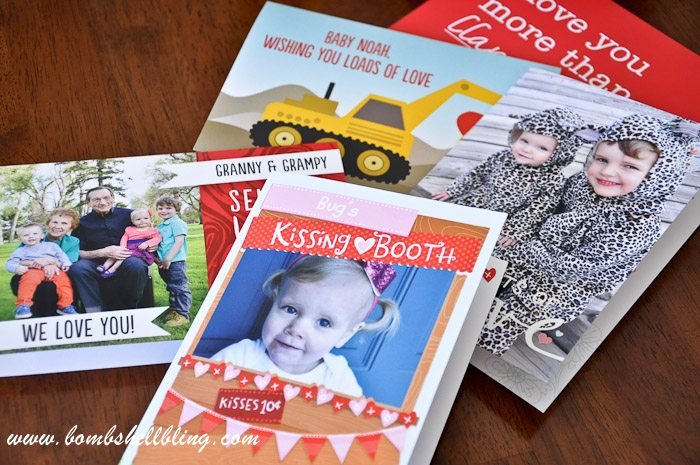 TREAT Personalized Cards - Adorable, Simple, & Affordable!