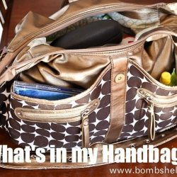 What's In My Handbag?