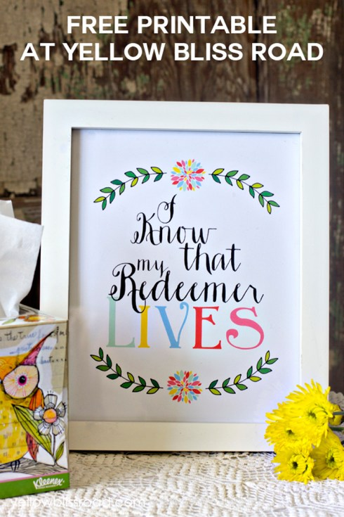 +Free-Printable-My-Redeemer-Lives1
