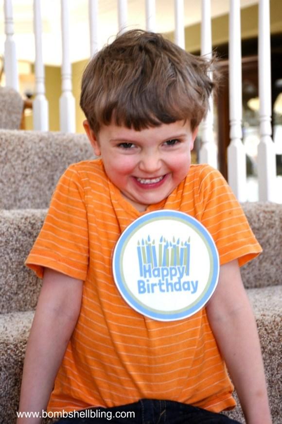 Birthday Button 1