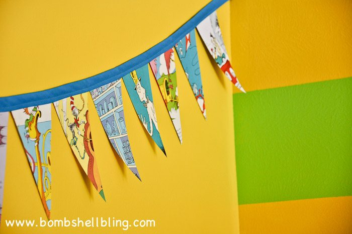 Book Page Pennant Banner-12