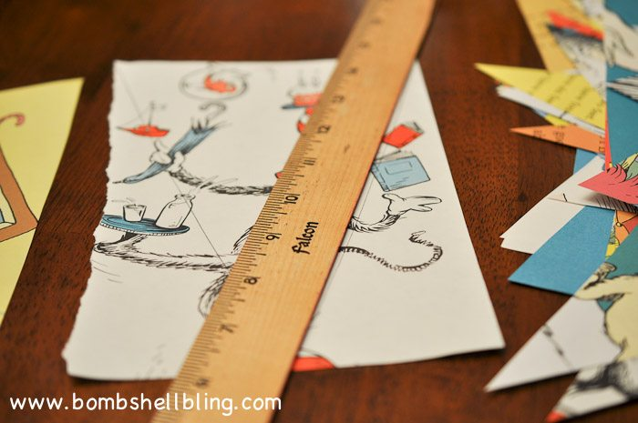 Book Page Pennant Banner-3