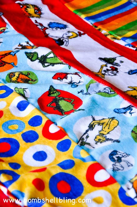 Dr Seuss Cuddle Blanket-20
