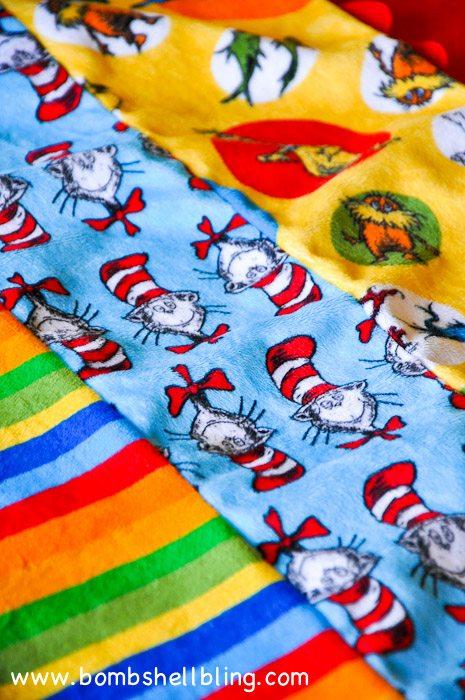Dr Seuss Cuddle Blanket-22