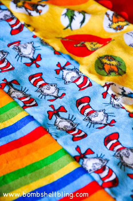Dr Seuss Cuddle Blanket-22