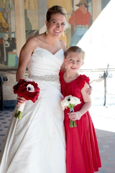 Kirsten and Jr Bridesmaid