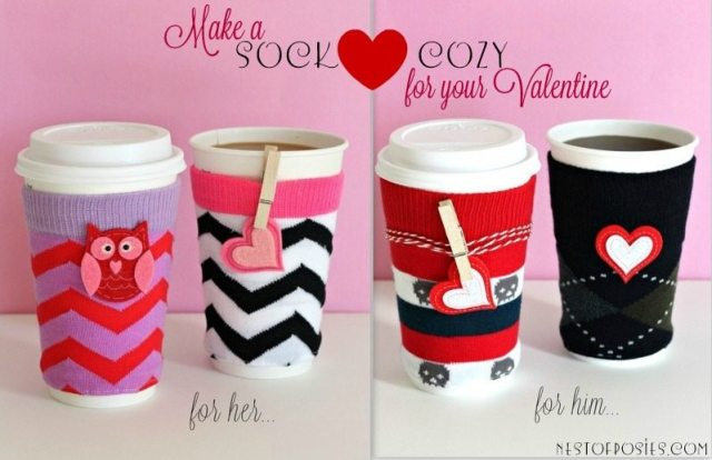 Kmake-a-coffee-SOCK-cozy-for-your-Valentine
