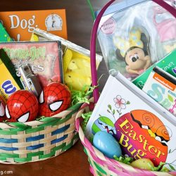 Easter Basket Inspiration