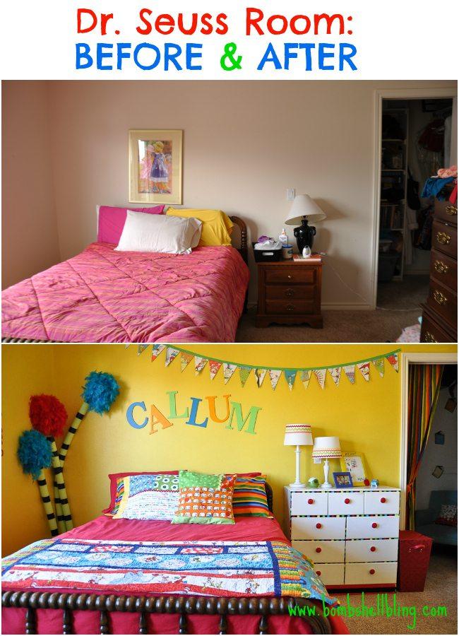 Seuss B&A Bed
