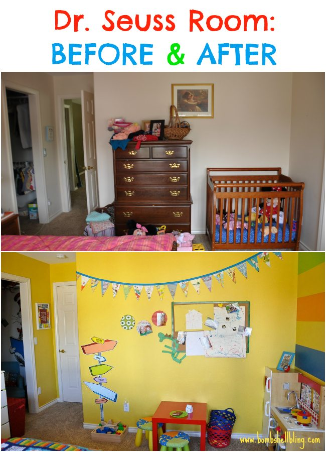Seuss B&A Kitchen Area