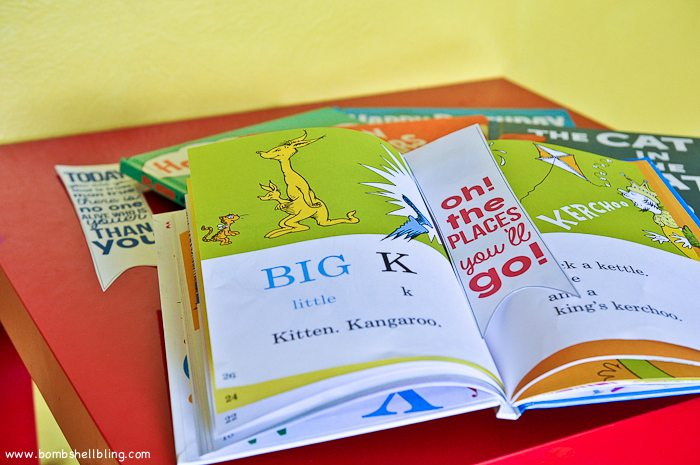 image relating to Dr Seuss Bookmarks Printable named Dr Seuss Bookmarks: Totally free printables ideal for higher education or dwelling!