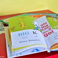 Dr Seuss Bookmarks