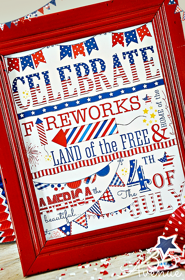 4th 4th-of-July-Printable