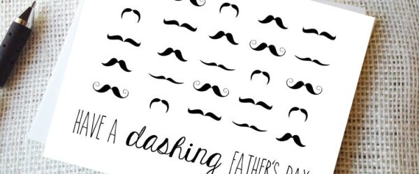 Father's Day Card Printable & Blog Hop